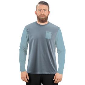 Cube Edge T-shirt à manches longues Homme, green'n'dark mint